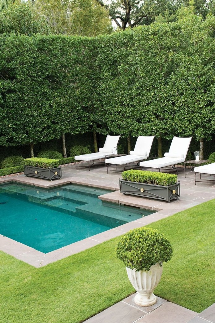 Best Outdoor Pool Design For Your Decoration 17