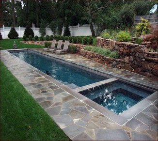 Best Outdoor Pool Design For Your Decoration 32