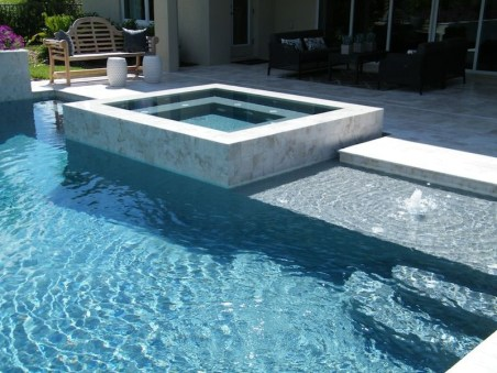 Best Outdoor Pool Design For Your Decoration 37