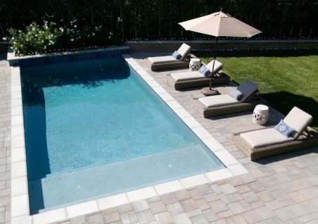Best Outdoor Pool Design For Your Decoration 39