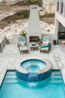 Best Outdoor Pool Design For Your Decoration 47