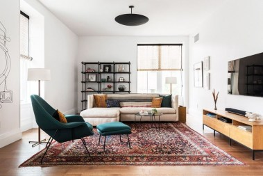 Best Rug To Decor Your First Living Room 05