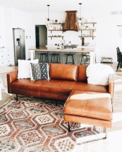 Best Rug To Decor Your First Living Room 35