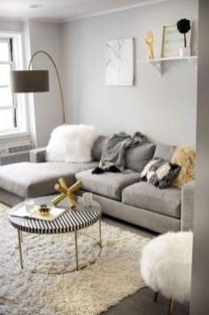 DIY Decorating Idea For First Apartment 09
