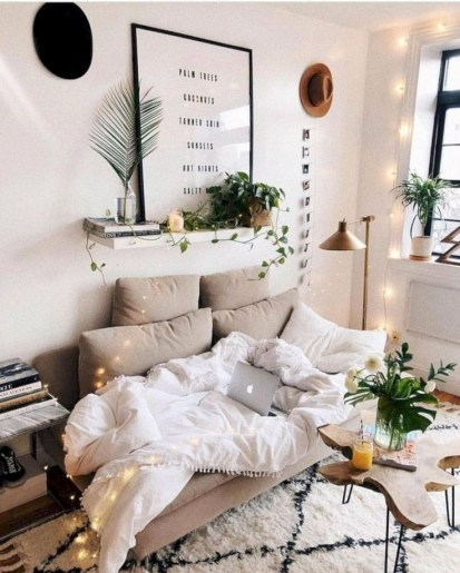 DIY Decorating Idea For First Apartment 15