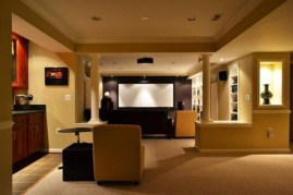 DIY Home Theater Seating Ideas 02