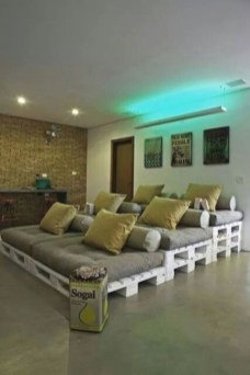DIY Home Theater Seating Ideas 05