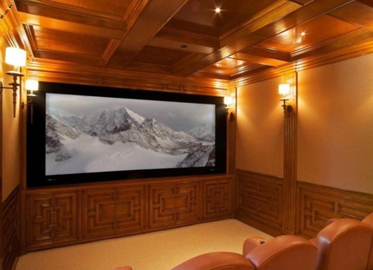 DIY Home Theater Seating Ideas 07