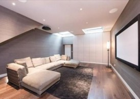 DIY Home Theater Seating Ideas 09
