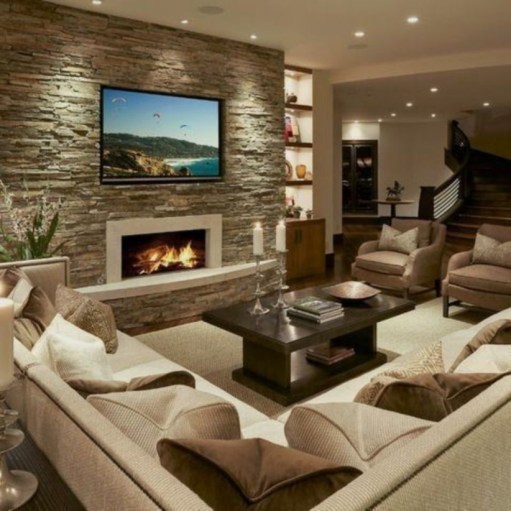 DIY Home Theater Seating Ideas 18