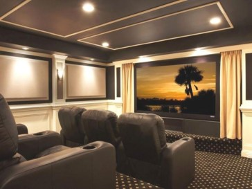 DIY Home Theater Seating Ideas 20