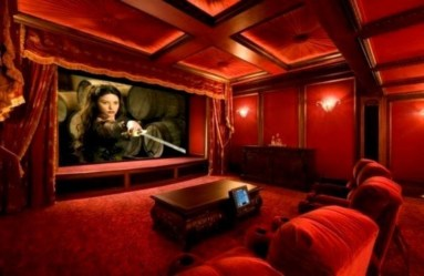 DIY Home Theater Seating Ideas 35