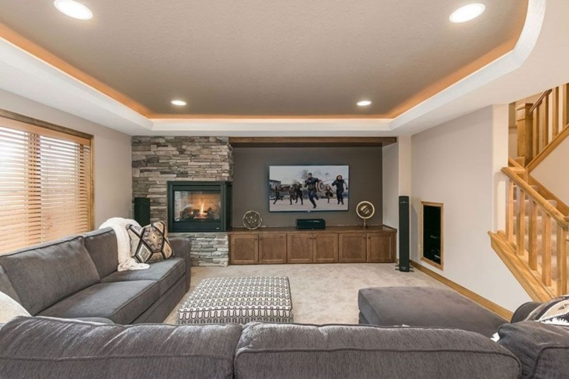 DIY Home Theater Seating Ideas 36