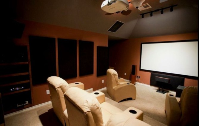 DIY Home Theater Seating Ideas 46