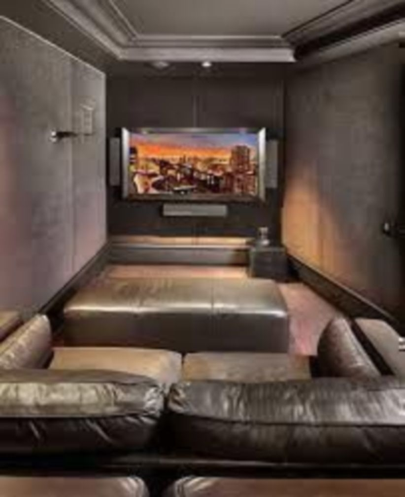 DIY Home Theater Seating Ideas 49