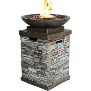 DIY Tabletop Fire Bowl To Be Best Inspire 04