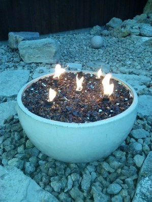 DIY Tabletop Fire Bowl To Be Best Inspire 18