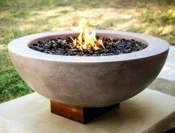 DIY Tabletop Fire Bowl To Be Best Inspire 22