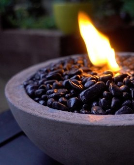 DIY Tabletop Fire Bowl To Be Best Inspire 31