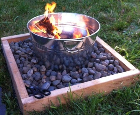 DIY Tabletop Fire Bowl To Be Best Inspire 42