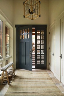 Farmhouse Door Design For Decorating Your House 16