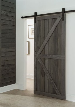 Farmhouse Door Design For Decorating Your House 21