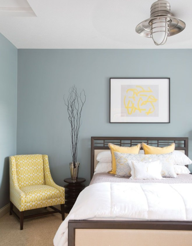 Fresh Color To Be Best Wall Paint Decor 07