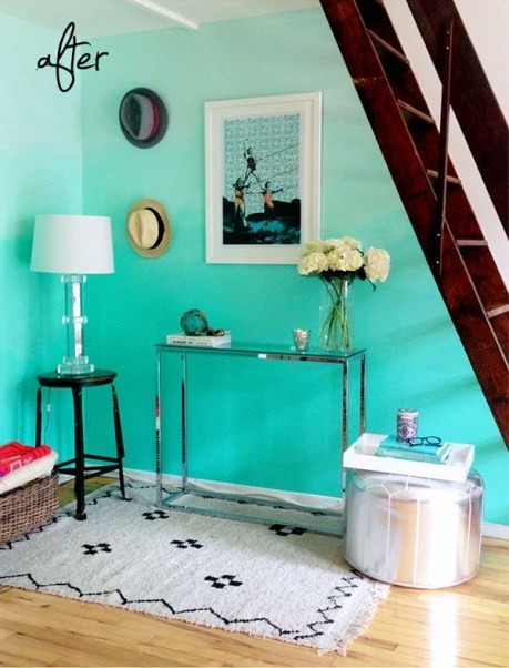 Fresh Color To Be Best Wall Paint Decor 19