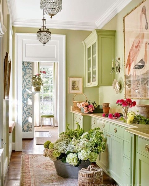 Fresh Color To Be Best Wall Paint Decor 20