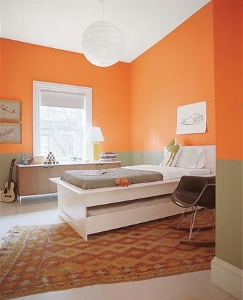 Fresh Color To Be Best Wall Paint Decor 35