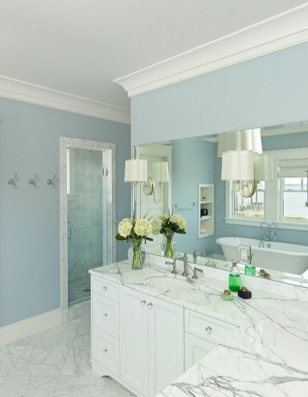 Fresh Color To Be Best Wall Paint Decor 50