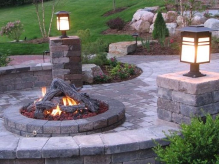 Great Ideas To Decorate Your Backyard 04