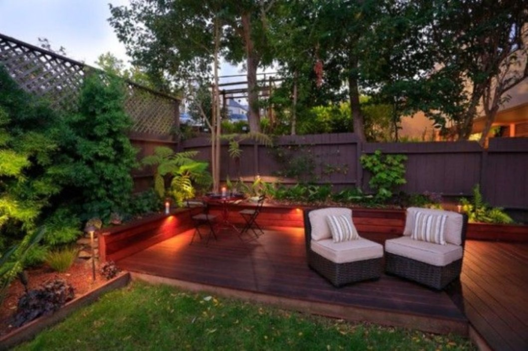 Great Ideas To Decorate Your Backyard 27