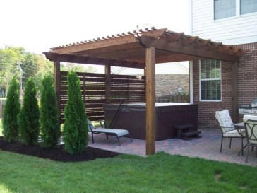 Great Ideas To Decorate Your Backyard 33