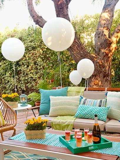 Great Ideas To Decorate Your Backyard 38