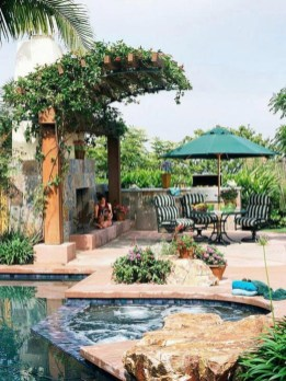 Great Ideas To Decorate Your Backyard 40