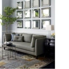 How To Create Wall Gallery In Above The Sofa 12