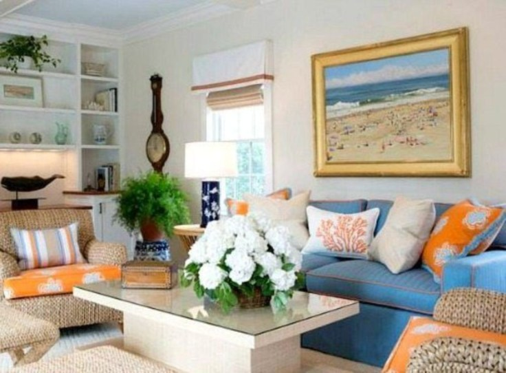 How To Create Wall Gallery In Above The Sofa 43