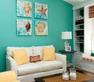 How To Create Wall Gallery In Above The Sofa 46