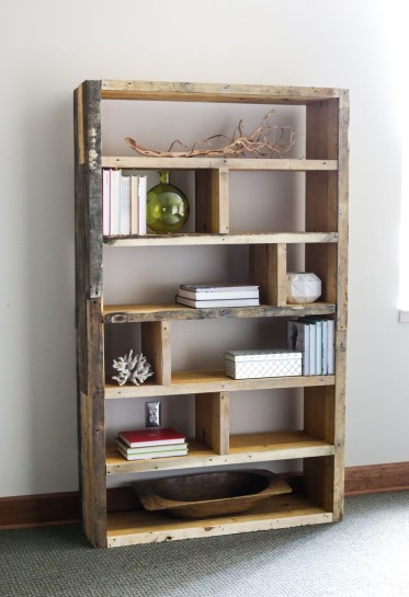 How To Make DIY Pallet For Storage Ideas 12