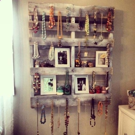 How To Make DIY Pallet For Storage Ideas 37