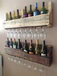 How To Make DIY Pallet For Storage Ideas 45