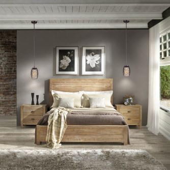 Love The Neutral Color For Master Bedroom Idea 10