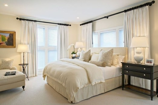 Love The Neutral Color For Master Bedroom Idea 14