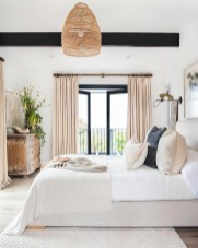 Love The Neutral Color For Master Bedroom Idea 26
