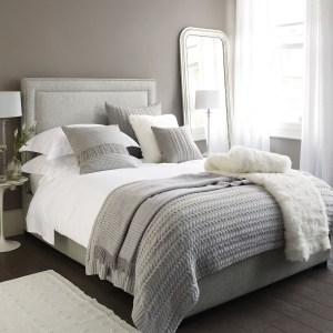 Love The Neutral Color For Master Bedroom Idea 46