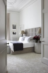 Love The Neutral Color For Master Bedroom Idea 48