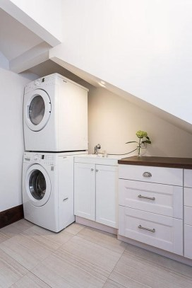 Perfect Laundry Room Decor In Your Tiny House 07