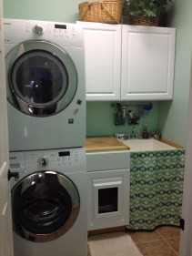 Perfect Laundry Room Decor In Your Tiny House 09