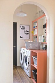 Perfect Laundry Room Decor In Your Tiny House 10